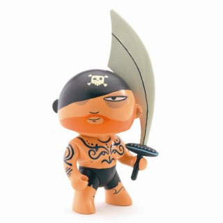 Djeco Tatoo Pirate Arty Toy DJ06804