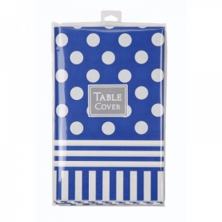 Talking Tables Blue Party Table Cloth