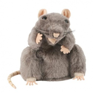 The Puppet Company - European Wildlife Grey Rat Puppet