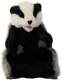 The  Puppet Company - European Wildlife Badger Puppet