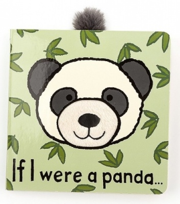 Jellycat If I Were a Panda (Board Book)