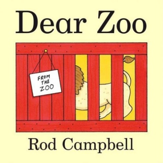 Dear Zoo (Board Book)