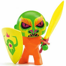 Djeco Arty Toys Knights - Pop Knight DJ06911-18 - Limited Edition
