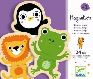 Djeco Coucou Jungle Magnetics DJ03118