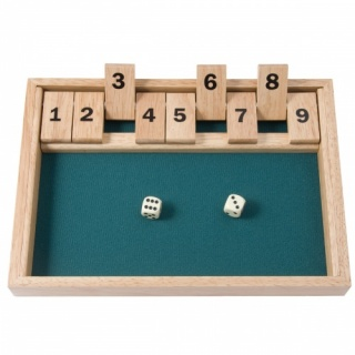 Big Jigs Shut the Box