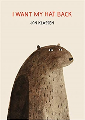 I Want My Hat Back by Jon Klassen (Board Book)