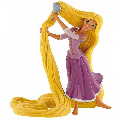 Bullyland Tangled - Rapunzel with Comb