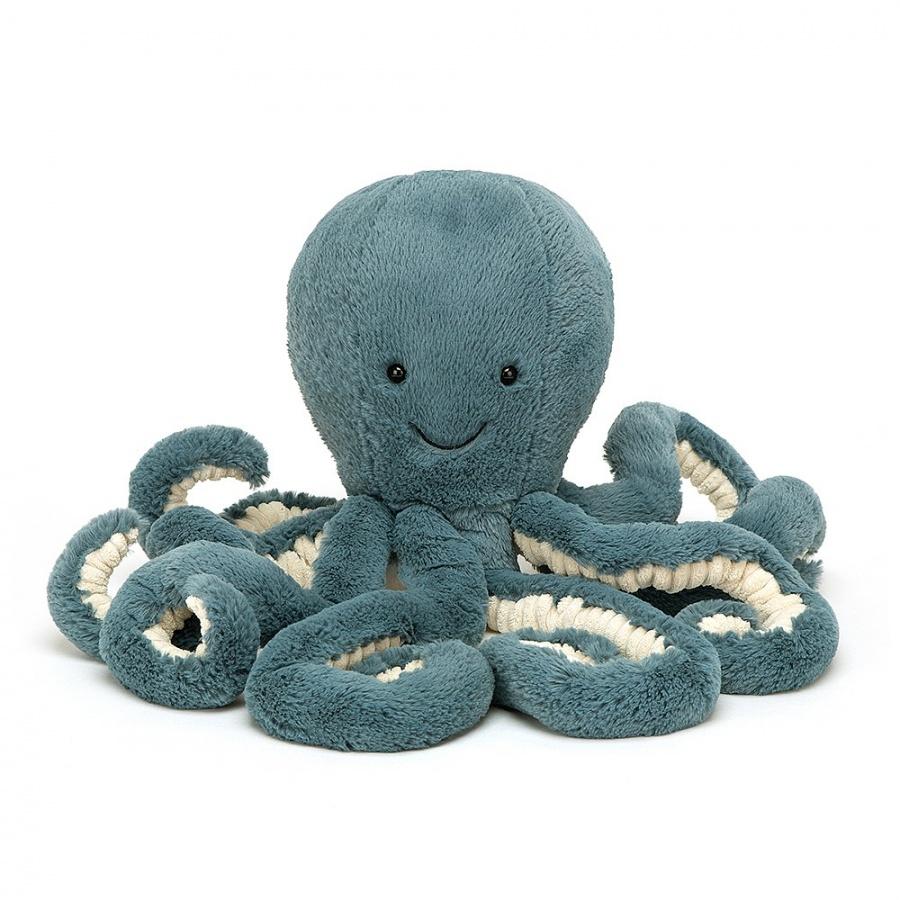 Jellycat Storm Octopus Daisy Daisy