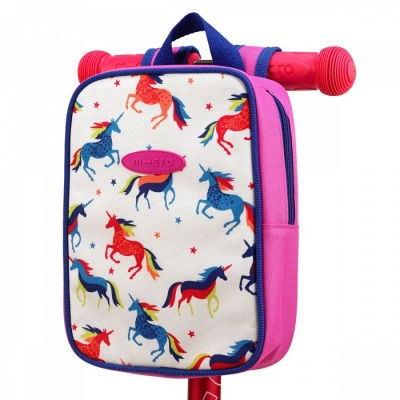 Micro-Scooter Unicorn Lunch Bag