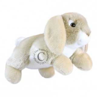 The  Puppet Company - Full-bodied Lop-Eared Rabbit Puppet