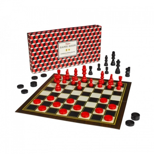 Ridley's Chess and Draughts