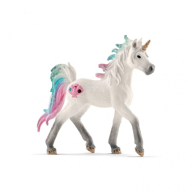 Schleich Bayala Sea Unicorn Foal 70572
