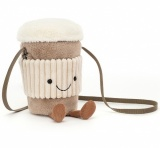 Jellycat Amuseable Coffee-To-Go Shoulder Bag