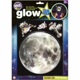 Brainstorm Glow 3D Moon