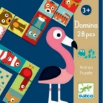 Djeco Animal Domino DJ08165