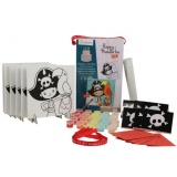 Avenue Mandarine Happy Mandarine Box - Pirates to Paint