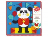 Djeco Felt Collage - Gentle Creatures DJ09863