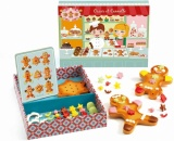 Djeco Oscar and Cannelle Gingerbread Role Play Set DJ06516