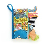 Jellycat Sea Tails soft book