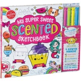 Klutz My Super Sweet Scented Sketchbook