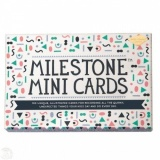 Milestone Cards - Mini Cards