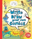 Usborne Write and Draw Your Own Comic
