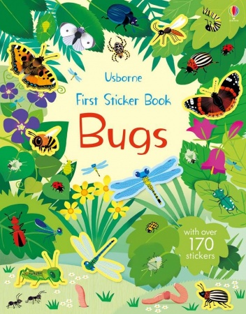 Usborne First Sticker Book (Various Designs)