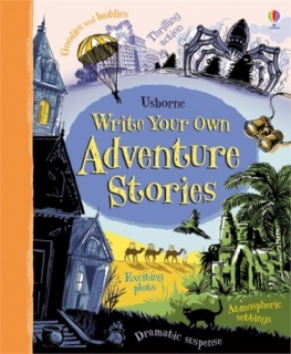 Usborne Write Your Own Adventure Stories